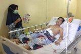 Polisi selidiki kasus penembakan seorang warga di lokasi perkebunan kelapa sawit