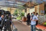 Kapolri-Panglima TNI rapat koordinasi kesiapan Idul Fitri 2021