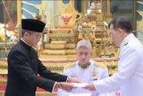 Dubes RI serahkan surat kepercayaan pada Raja Thailand