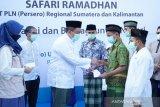 PLN Sumbar gelar safari ramadhan, sambangi panti Asuhan Al-Fath Tauhid