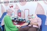 UTD PMI Lampung buka donasi paket sembako bagi pendonor darah