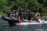 Latihan Operasi Keamanan dan Keselamatan Bakamla