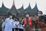 Kunjungan Menparekraf Ke Sumatera Barat