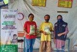 Awal Ramadhan, ACT Solo salurkan ribuan kilogram beras