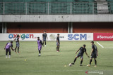 Persija Jakarta wajibkan pemain kirim video latihan selama libur PPKM Darurat