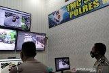Terekam CCTV,  400 pelanggar lalu lintas di Kudus ditilang