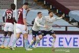 Liga Inggris, City taklukkan Villa dalam laga yang berakhir 10 lawan 10
