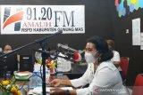 Legislator Gumas: Manfaatkan Hamauh FM untuk sosialisasikan berbagai program