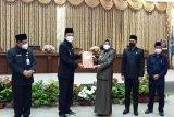 Bupati sampaikan jawaban pemandangan umum fraksi DPRD Barut