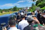 Sandiaga Uno kunjungan objek wisata Tungkal Selatan Pariaman yang dibentuk dengan dana desa