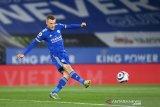 Leicester menang telak atas West Brom
