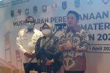 Pemerintah Pusat minta Sumatera Selatan genjot PAD