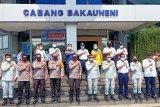 Jasa Raharja Lampung tinjau posko penyekatan Idul Fitri