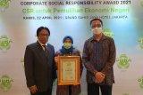 PLN Raih Platinum di Ajang BISRA Award 2021
