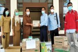 RSUD dan Satgas Penanganan COVID-19 Pulang Pisau dapat bantuan APD