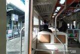 Stasiun KA tertua di Sumbar kembali menggeliat