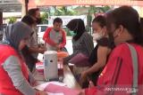 Hari terakhir,  warga serbu stand pendataan bantuan UMKM di Banggai