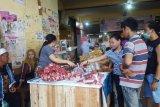Pemotongan sapi di RPH Mataram stabil