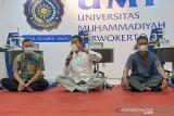 Universitas Muhammadiyah Purwokerto segera menggelar perkuliahan secara hibrida