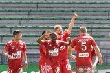 Brest kembali ke jalur kemenangan saat pecundangi Saint-Etienne 2-1