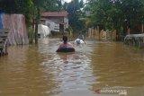Atasi banjir, Pekanbaru akan bongkar rumah liar di bantaran Sungai Sail