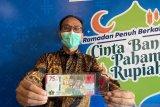 BI ajak warga Sumsel tukar uang edisi peringatan kemerdekaan