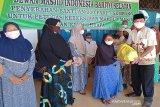 DMI Barsel bagikan 200 paket sembako kepada sejumlah masyarakat