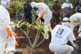 Satu tahun Tim Dekontaminasi COVID-19 Sleman telah kebumikan 587 jenazah