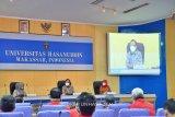 Menko Polhukam diskusi demokrasi dan nomokrasi dengan akademisi Unhas