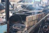 Kebakaran kawasan padat penduduk di Abepura, dua orang meninggal