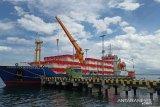 Otoritas Pelabuhan Parigi upayakan fasilitas bongkar muat kontainer