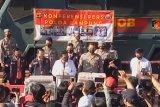 Polda Lampung tetapkan lima tersangka kasus korupsi proyek jalan