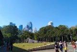 BMKG prakirakan sepanjang Sabtu cuaca wilayah Jakarta cerah berawan