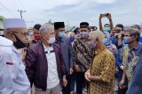 Bupati OKI minta lima rumah hangus terbakar di Desa Terusan Laut dibangun ulang