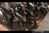 Polisi ringkus pencuri tujuh unit motor di Bukittinggi
