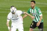 Madrid gagal ke puncak setelah cuma seri 0-0 lawan Betis