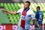 Liga Prancis-PSG rebut puncak setelah pecundangi Metz 3-1