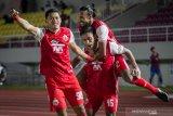 Pemain Persija Jakarta kembali berkumpul jelang Liga 1