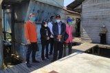 Pansus LKPJ DPRD Barsel pantau hasil pembangunan di Kecamatan Jenamas