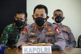 Kerahkan terbaik, Kapolri dirikan dua Posko Evakuasi KRI Nanggala 402