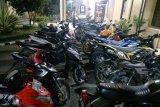 Polsek Bukittinggi amankan 31 unit sepeda motor saat razia cipta kondisi