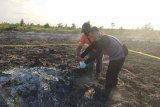 Polisi selidiki beberapa penyebab terjadi karhutla di Palangka Raya