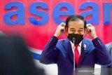 Ucapan terima kasih Presiden Jokowi atas bantuan negara sahabat mencari  KRI Nanggala-402