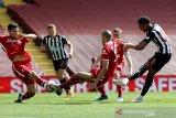 Liverpool ditahan imbang Newcastle 1-1