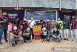 Bikers  Ini Bantu Pembangunan Masjid di Bolmong Utara