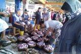 Cuaca mendukung hasil tangkapan nelayan di Makassar