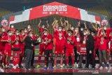 Pelatih Sudirman bangga membawa Persija juara Piala Menpora 2021