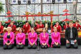 Peringatan Hari Kartini di Moskow juga dihadiri warga Rusia