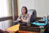 Wanita minang berhasil duduki jabatan strategis di Mapolda Sumbar, ini profilnya