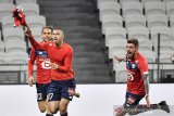 Lille kembali ke pucuk klasemen seusai bungkam Lyon 3-2